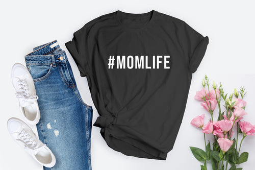 #MOMLIFE Ladies Tee