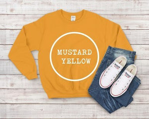 """Dog Mom"" Crewneck Sweatshirt"