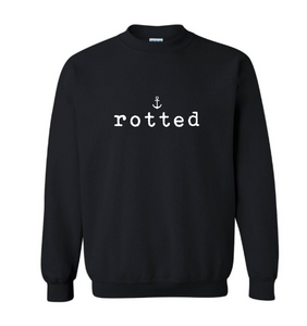 """Rotted"" Sweatshirt"