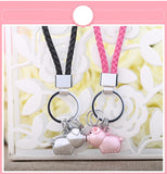 Beautiful Pig Lovers Keychain