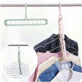 Clothes Hanger Storage Organizer Racks
