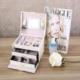 Jewellery and Makeup Organizer Box