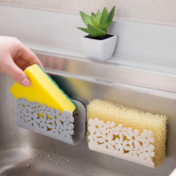 2x Set of Kitchen Sink Sponges Holders