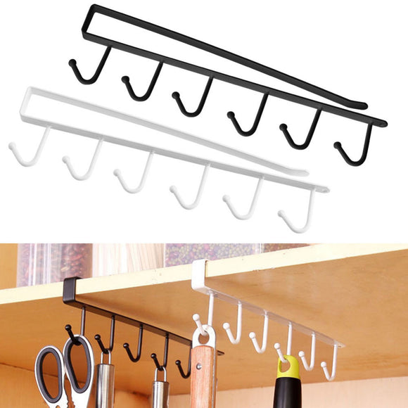 4x Kitchen Storage Organizer Racks