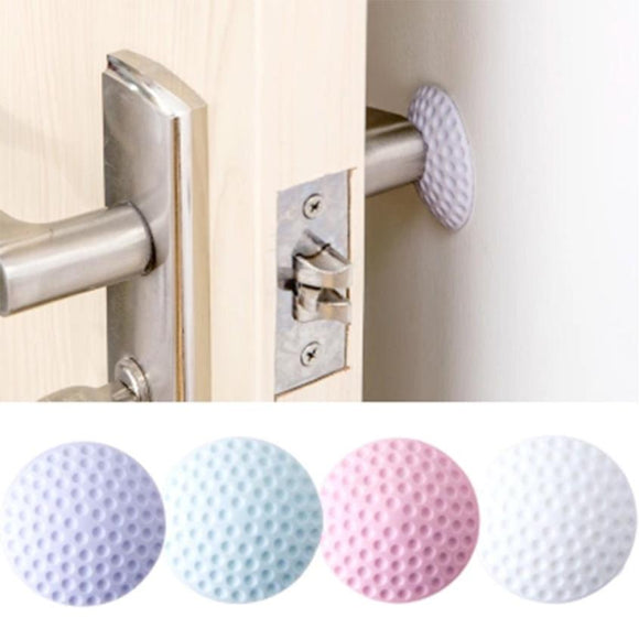 Doorknob Back Wall Protectors