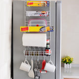 Fridge Multifunctional Shelf Rack Organizer