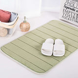Non-Slip Water Absorbent Bathroom Mat