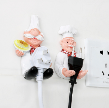 Chefs Power Cord Holder