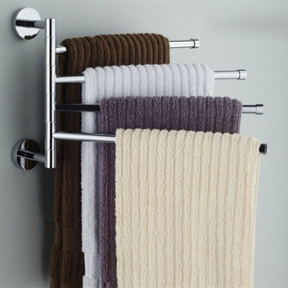 Stainless Steel Rotating Towel Rack