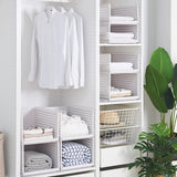 Shelf Storage Rack Organizer for Wardrobe and Bedrooms