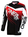 oneal-element-jersey-black-red-front