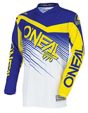 oneal-element-jersey-blue-yellow-front