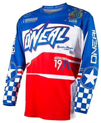 oneal-element-afterburn-youth-jersey-front