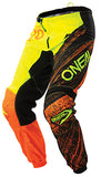 oneal-element-burnout-pants-hivis-front