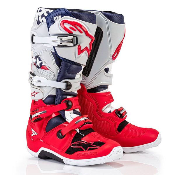Alpinestars Tech 7 Five Star Limited Edition Boots