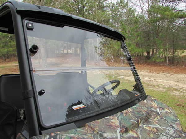 Seizmik Windshield Versa Fold Polaris Mid Size Ranger Pro Fit