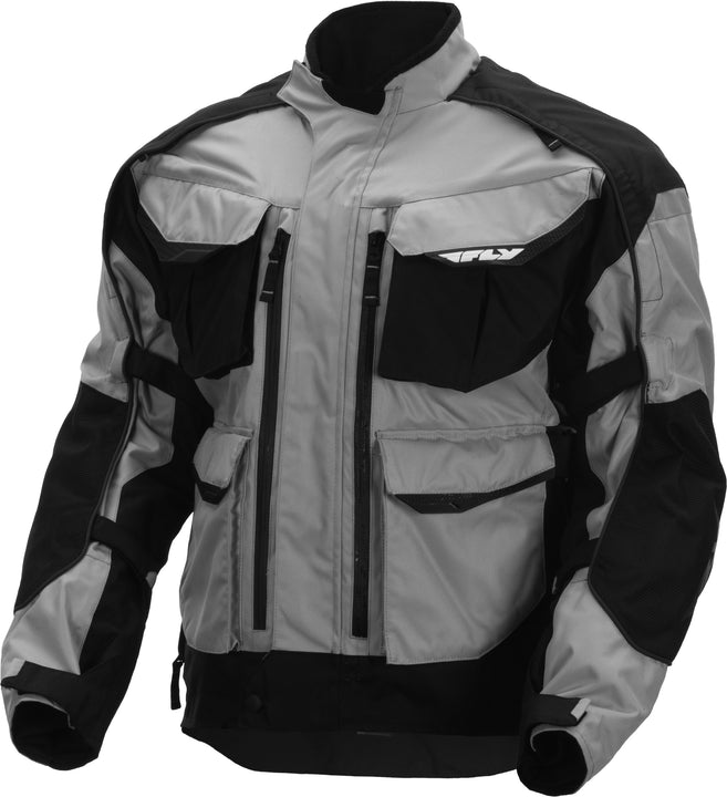 fly-racing-street-terra-trek-4-jacket-silver-front