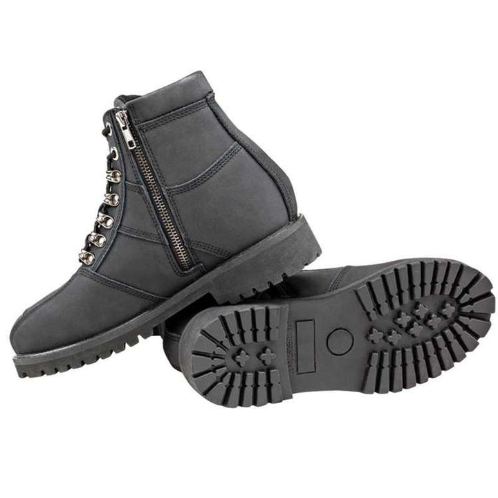joe-rocket-rebellion-womens-boot-pair