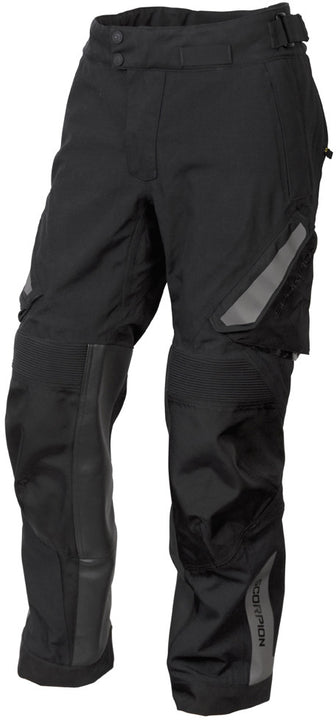 scorpion-yukon-motorcycle-pants-black-front