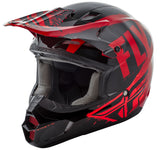 fly-youth-burnish-helmet-red-front