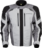 scorpion-optima-motorcycle-jacket-grey-front