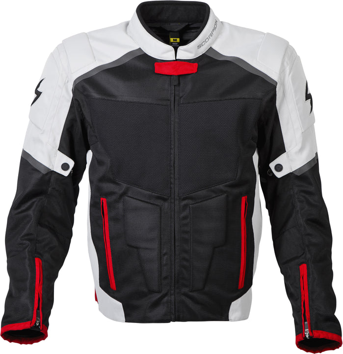 scorpion-influx-mesh-jacket-grey-front