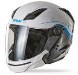 fly-racing-street-tourist-cirrus-womens-helmet-white/blue-side