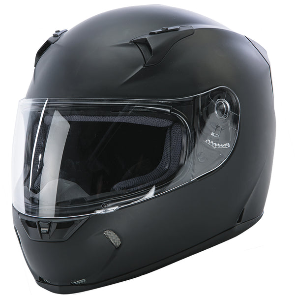 Fly Racing Street Revolt Solid Helmet