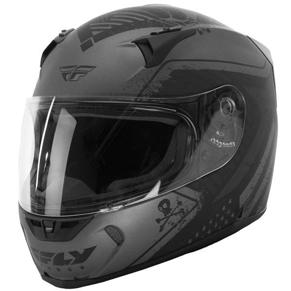 Fly Racing Street Revolt Patriot Helmet