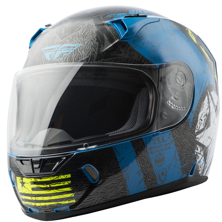 fly-racing-street-revolt-liberator-helmet-gloss-blue/hi-vis-side