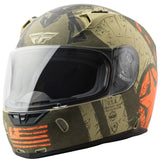 fly-racing-street-revolt-liberator-helmet-matte-brown/orange-side