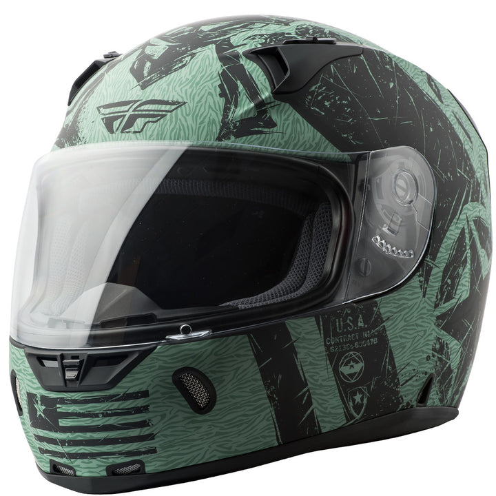 fly-racing-street-revolt-liberator-helmet-matte-black/green-side