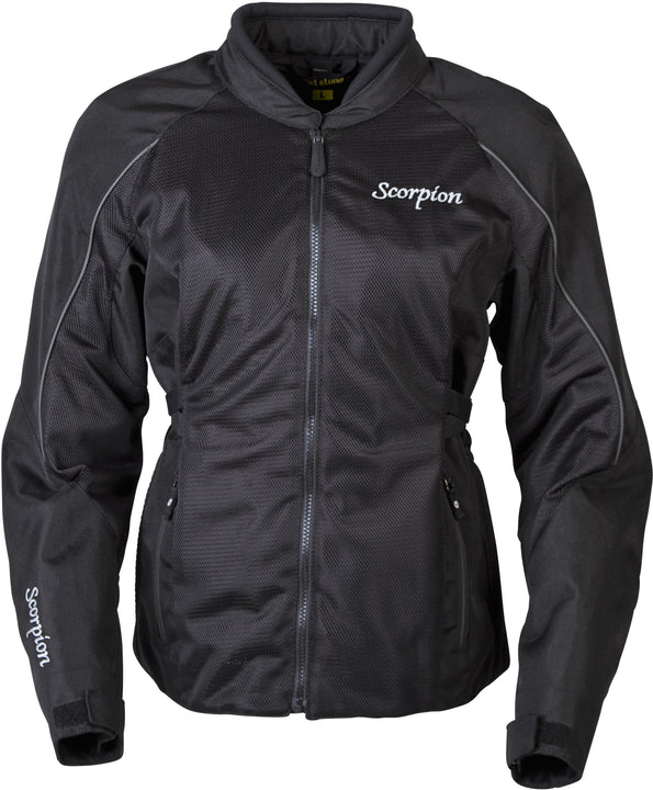 scorpion-maia-womens-jacket-black-front