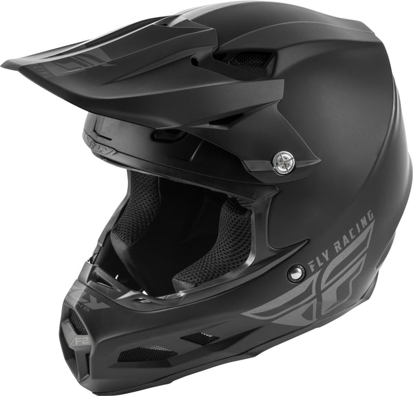 Fly Racing F2 Carbon Mips Solid Helmet