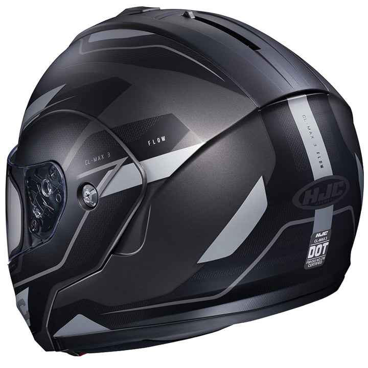 hjc-cl-max-3-flow-helmet-grey-rear