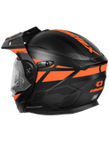 castle-x-cx950-blitz-snowmobile-helmet-black-orange-back