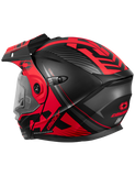 castle-x-cx950-focus-snowmobile-helmet-red-back