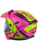 castle-x-cx950-focus-snowmobile-helmet-pink-back