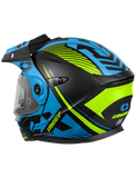 castle-x-cx950-focus-snowmobile-helmet-blue-back