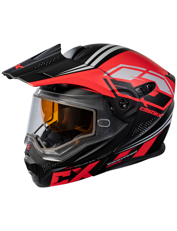 Castle X CX950 Siege Snow Helmet