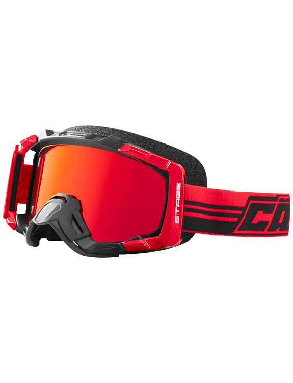 Castle X Snow Stage Blackout OTG Goggles