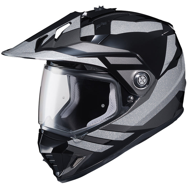 hjc-ds-x1-lander-helmet-grey-side