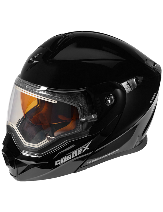 castle-x-cx950-electric-snowmobile-helmet-black-left