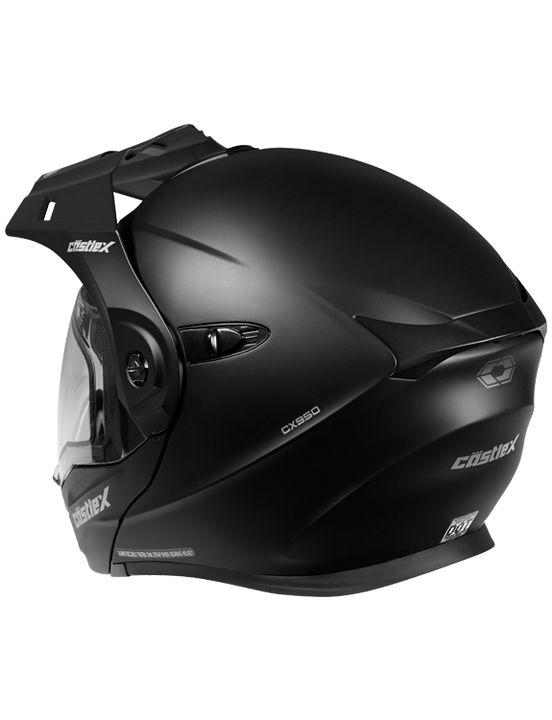 castle-x-cx950-electric-snowmobile-helmet-matte-black-back