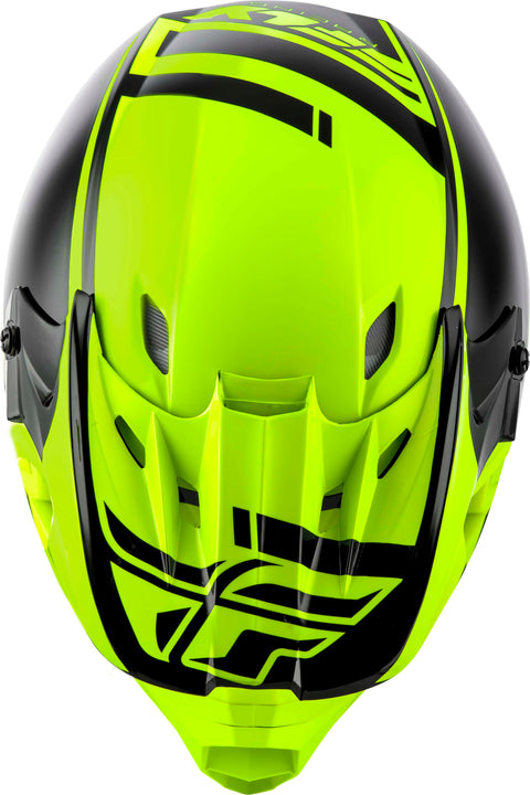 FLY-Helmet-kinetic-Sharp-2019-black-hivis-top