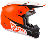 FLY-Helmet-kinetic-Sharp-2019-orange-side