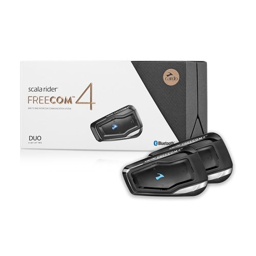 Cardo Freecom 4 Duo Bluetooth Headset