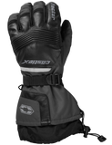 castle-x-factor-snowmobile-gloves-gray