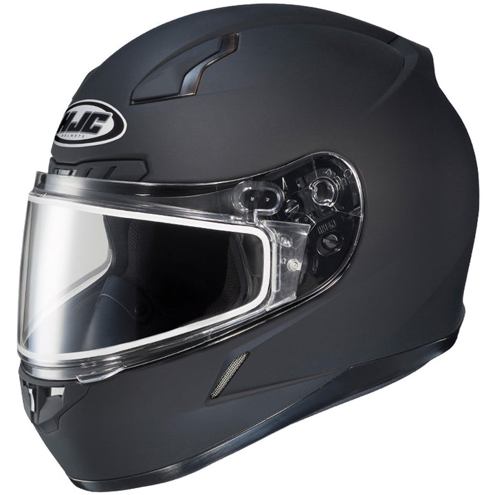 hjc-cl-17-snowmobile-helmet-electric-shield-matte-black