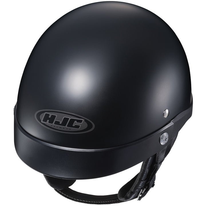 hjc-cl-ironroad-solid-helmet-matte-black-top